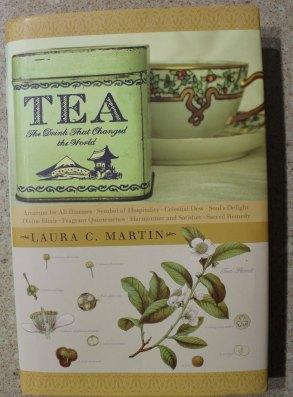 tea book