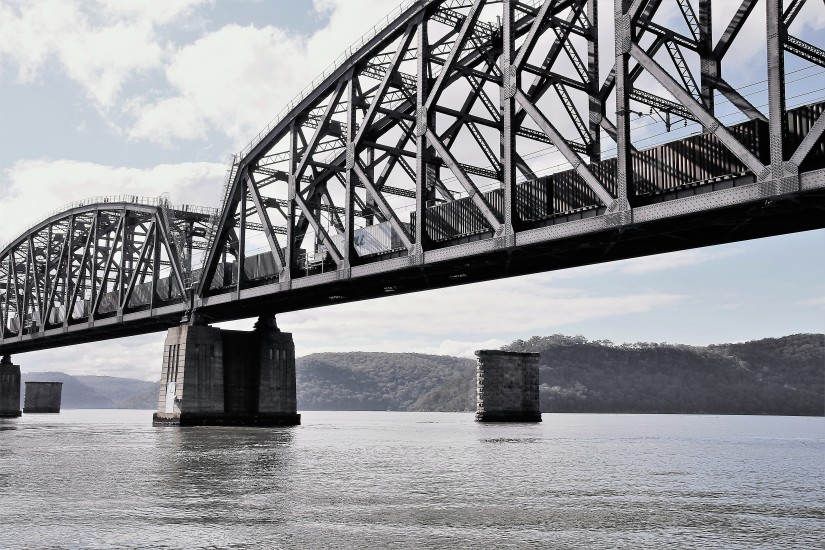 Hawkesbury River Rail Bridge 2